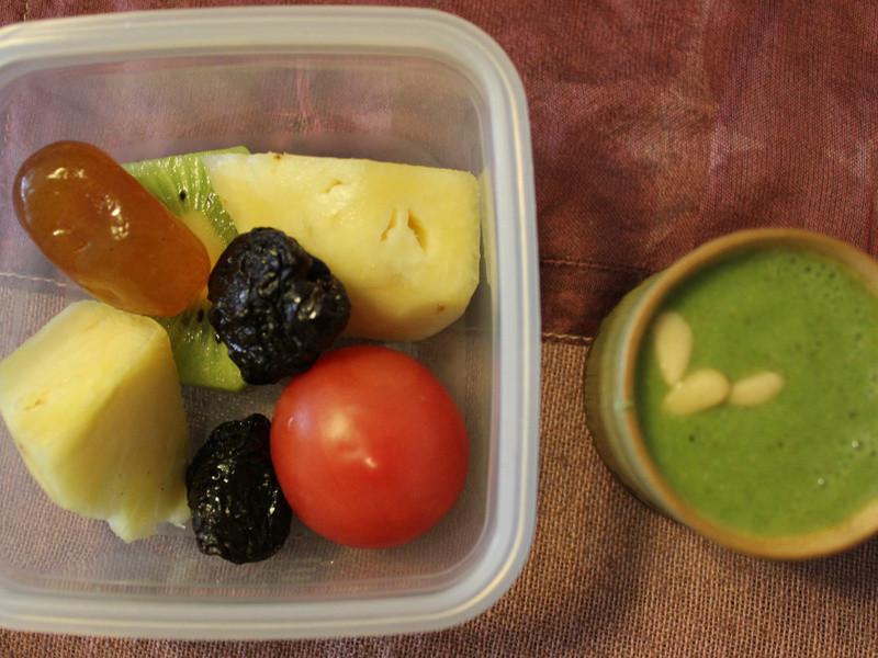 Art's Menu:五色蔬果