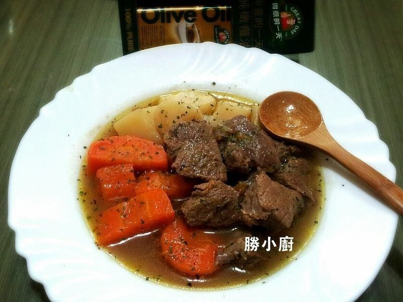【得意的一天橄欖油】清燉牛肉