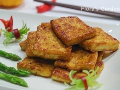 腐乳汁豆腐