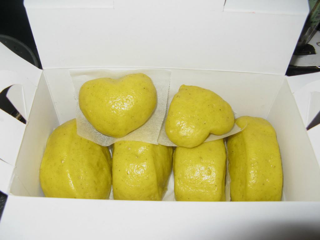 南瓜山東饅頭