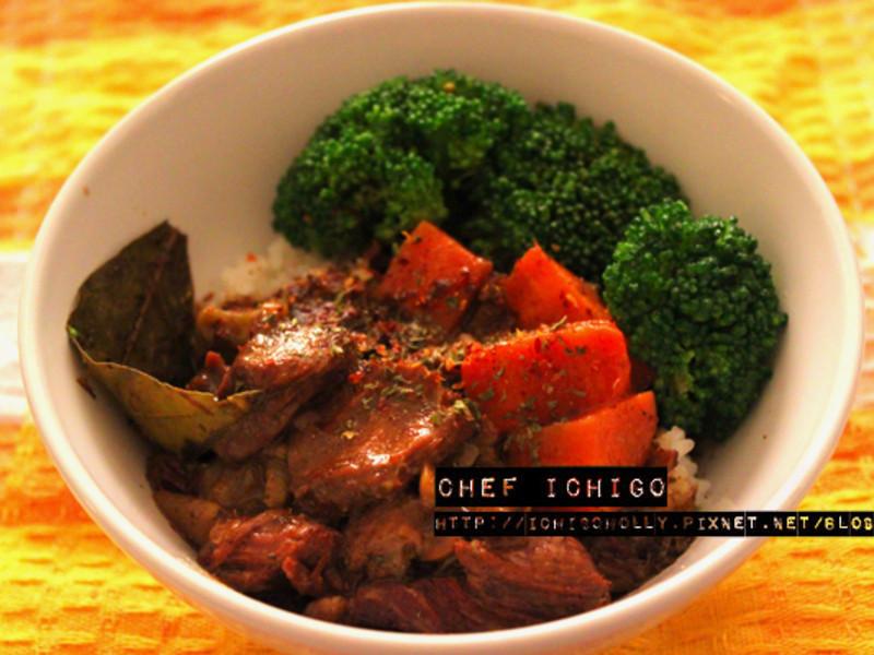 10分鐘用雪碧燉出軟嫩蘑菇洋蔥燉牛肉