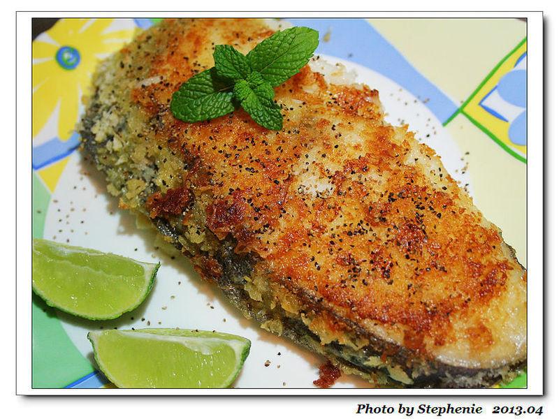 香酥鱈魚排