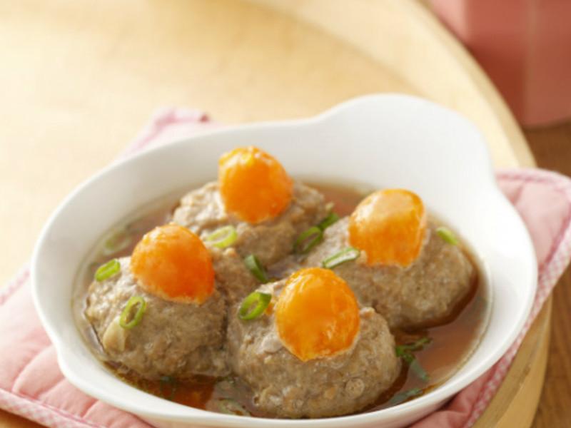 【李錦記125年蠔料理】蠔汁蛋黃肉