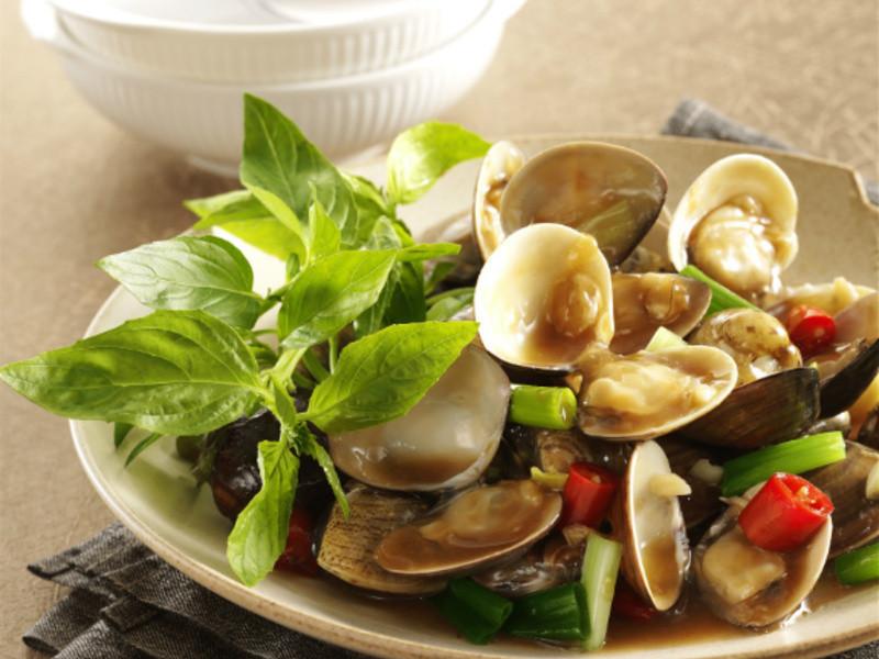 【李錦記125年蠔料理】蠔油炒蛤蜊