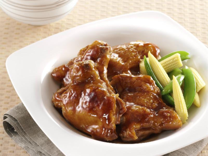 【李錦記125年蠔料理】薑汁蠔油燒雞