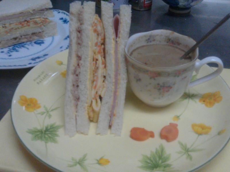好心情三明治