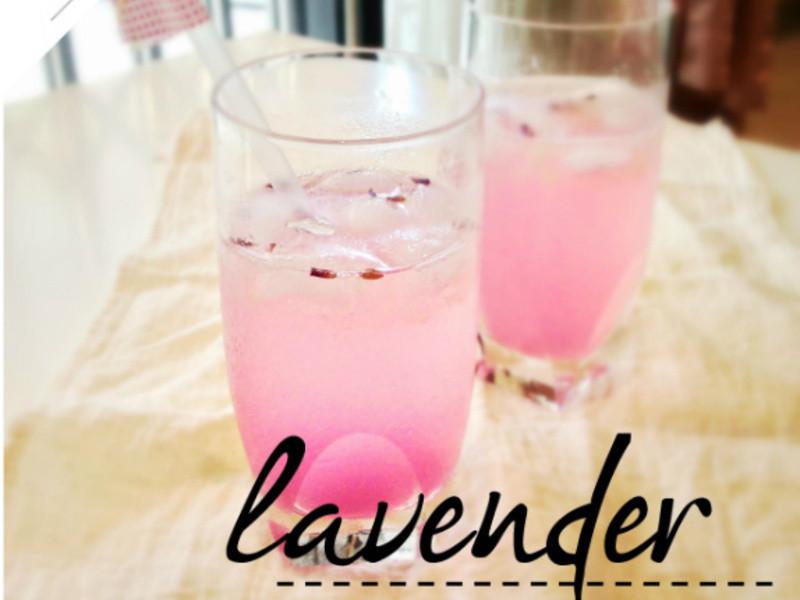 薰衣草雞尾酒 Lavender Collins