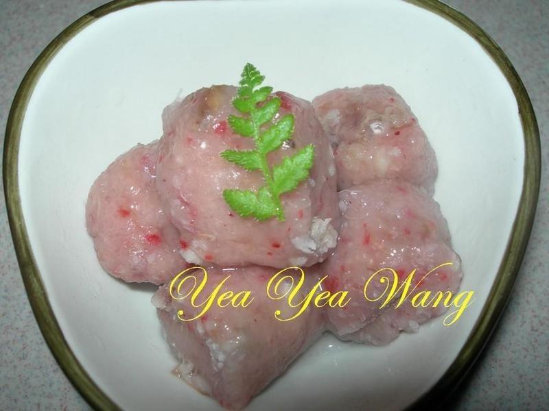 紅麴芋圓-2