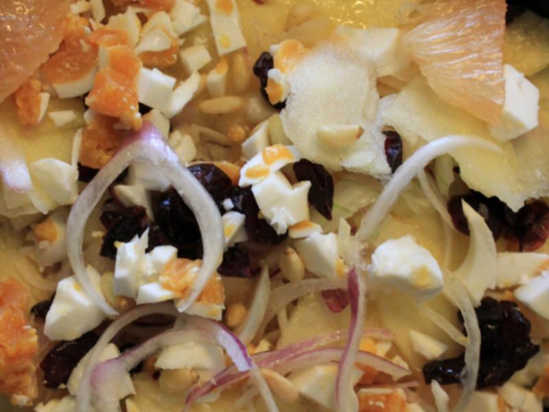 Art's Menu:清新的沙拉