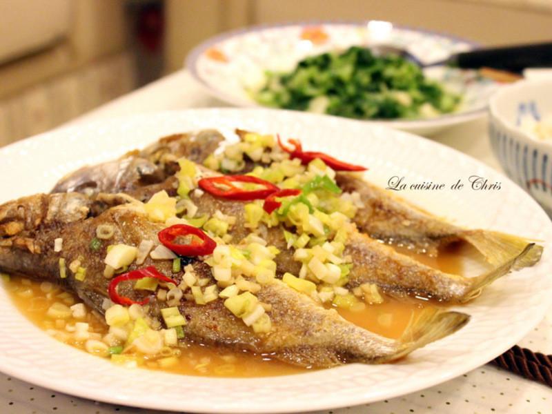 簡易糖醋魚(無痛苦煎魚)