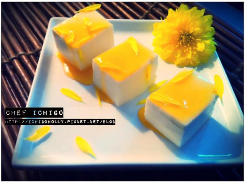 香滑濃郁微波爐豆腐起士蛋糕