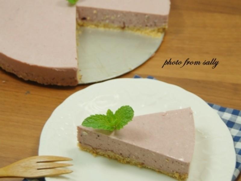 """材料作法都超簡單的--""""蔓越莓起司蛋糕"""""""
