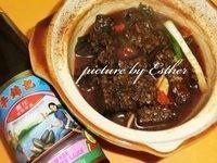 香滷蠔油豬血糕~李錦記舊庄特級蠔油125週年