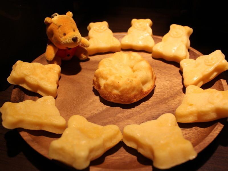 小熊鬆餅【味蕾周記】
