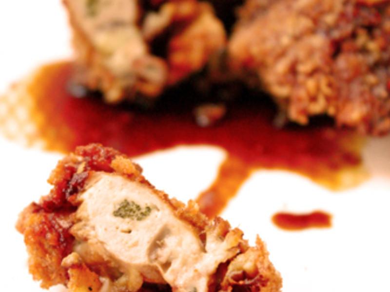 酥炸生蠔+ 麵衣酥脆的訣竅