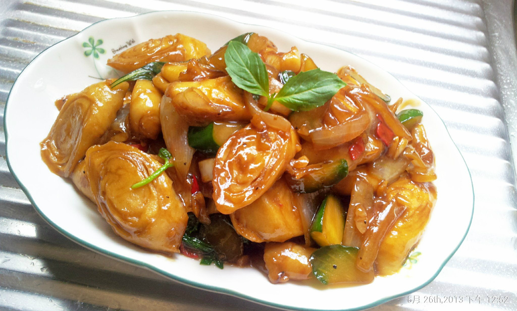 【李錦記125週年舊庄特級蠔油】 - 蠔三杯素麵腸