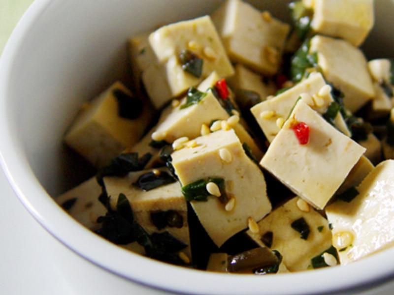 【厚生廚房】(原生蔬菜)馬齒莧拌豆丁