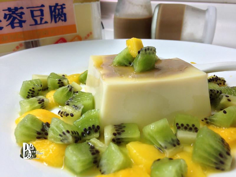 桂冠夏至涼拌 - 夾心豆腐奶酪的水果PARTY