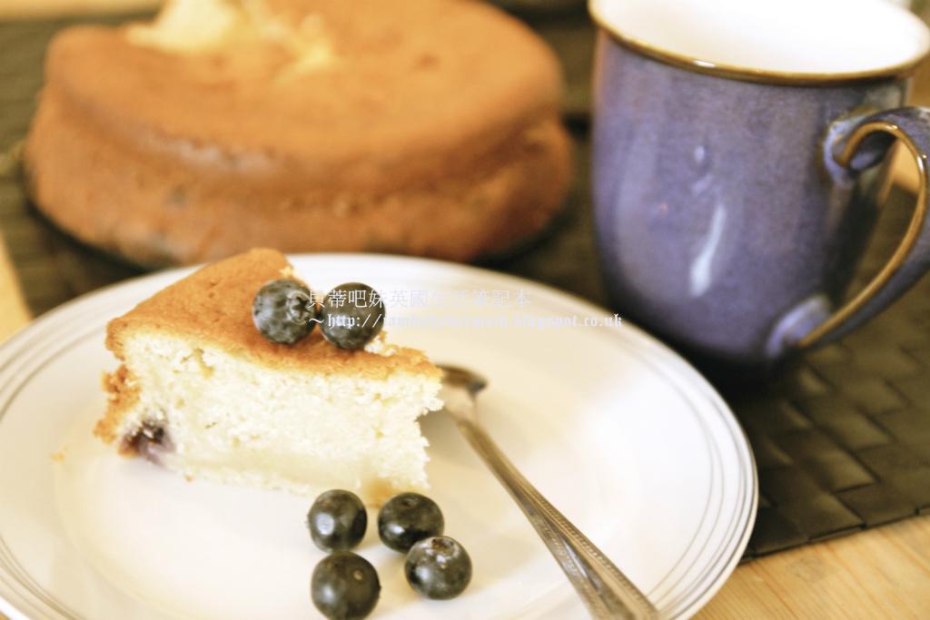 【貝蒂甜點吧】藍莓磅蛋糕