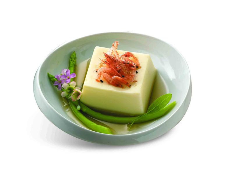 「桂冠夏至涼拌」和風櫻花蝦芙蓉