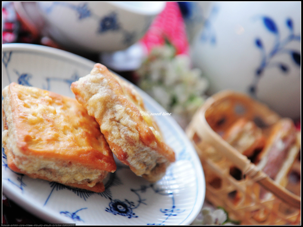 懷舊風味的芋頭餅