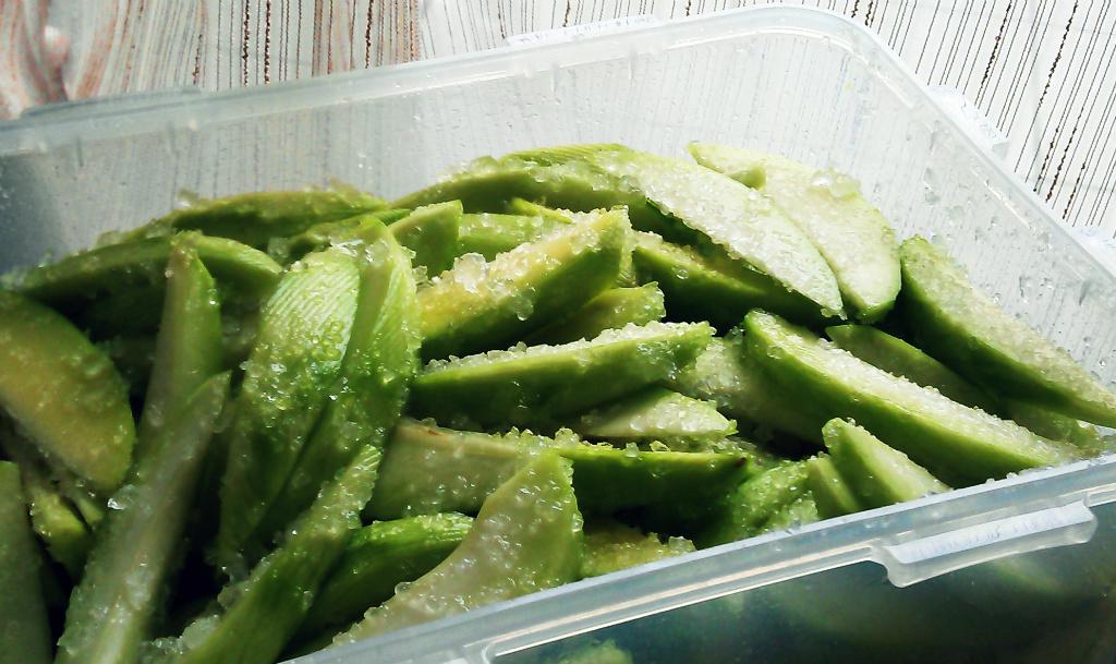【奶油爸】芒果青冰(季節限定:情人果冰)