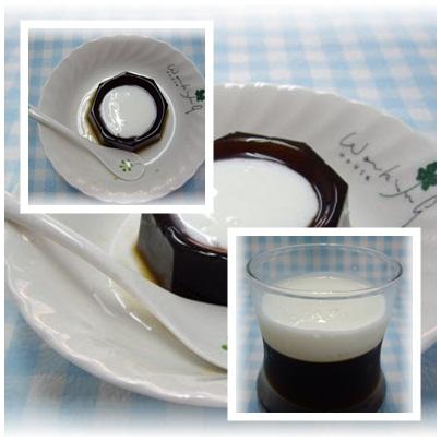 咖啡凍鮮奶優格