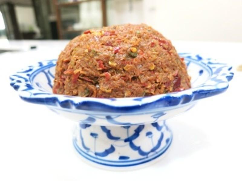 ♦泰泰風♦咱來製作紅咖哩醬