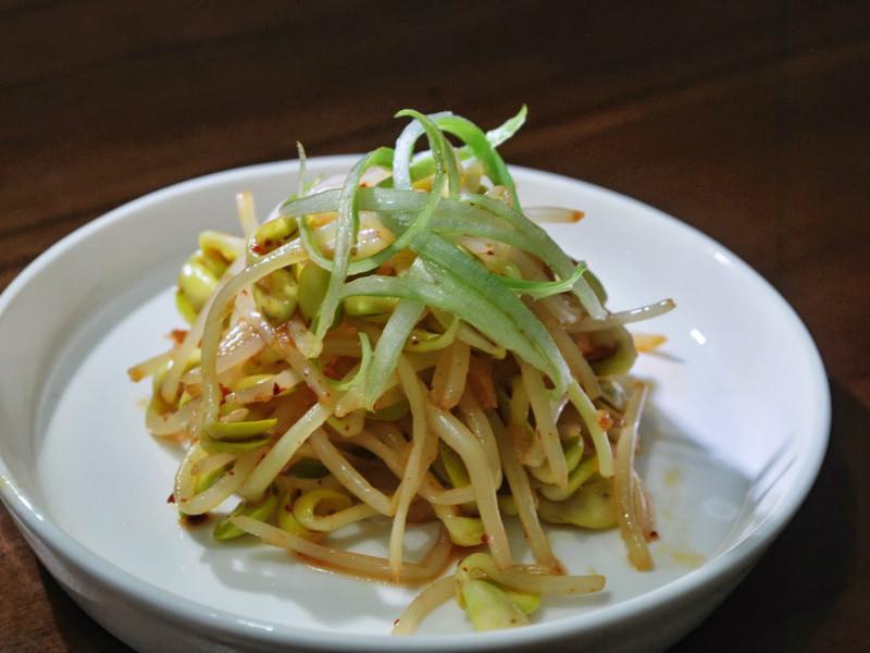 【波馬的餐桌】韓式涼拌豆芽