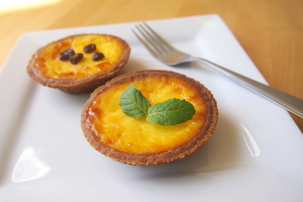 德式乳酪布丁塔 German Style Cheese Pudding Tart