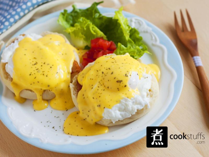【煮事】Eggs Benedict早餐之最