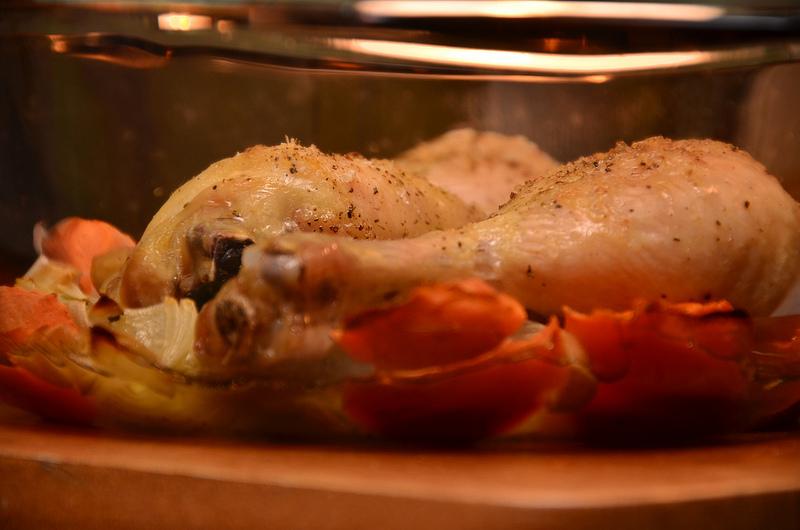 【差不多食譜】輕鬆烤雞腿 Roasted Chicken Legs
