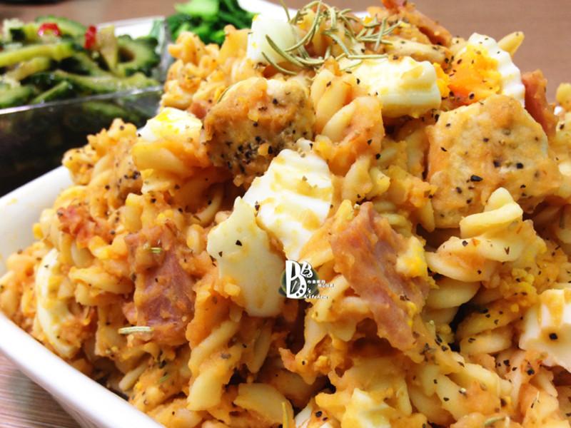 Classico義遊味境-螺旋麵薯泥沙拉