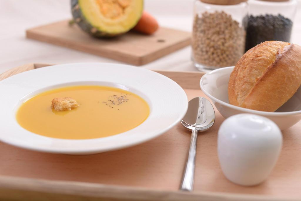 《九陽上菜》南瓜濃湯