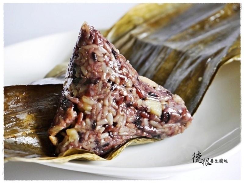 養生素食五穀米粽