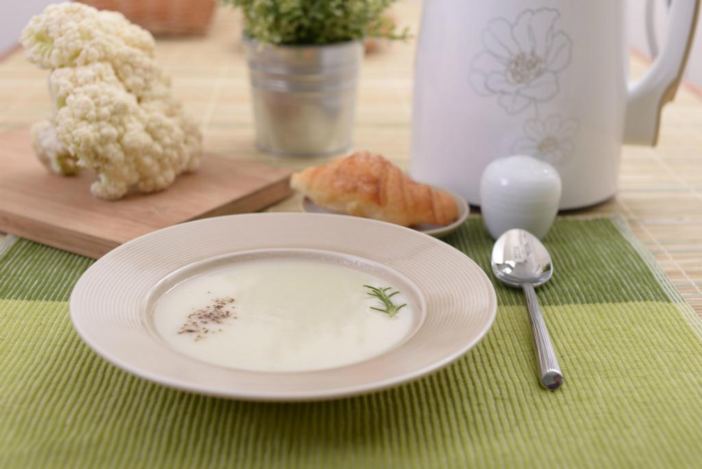 《九陽上菜》花椰菜濃湯