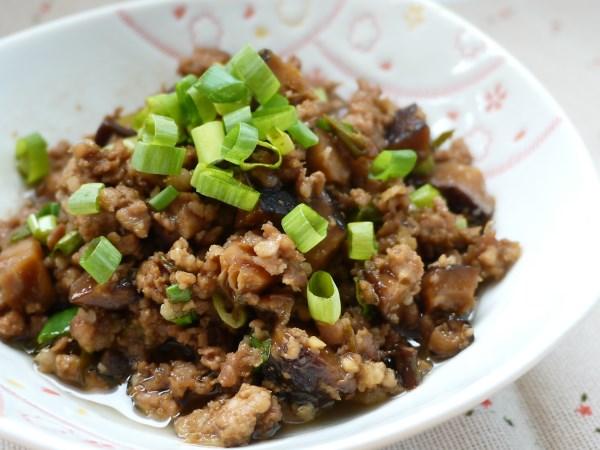 力力隨意煮-炒香菇肉燥