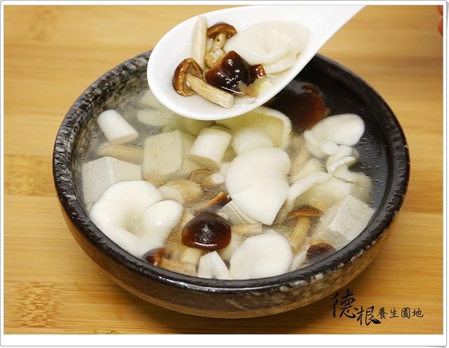 養生菇菇湯
