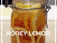 蜂蜜醃檸檬 Honeylemon
