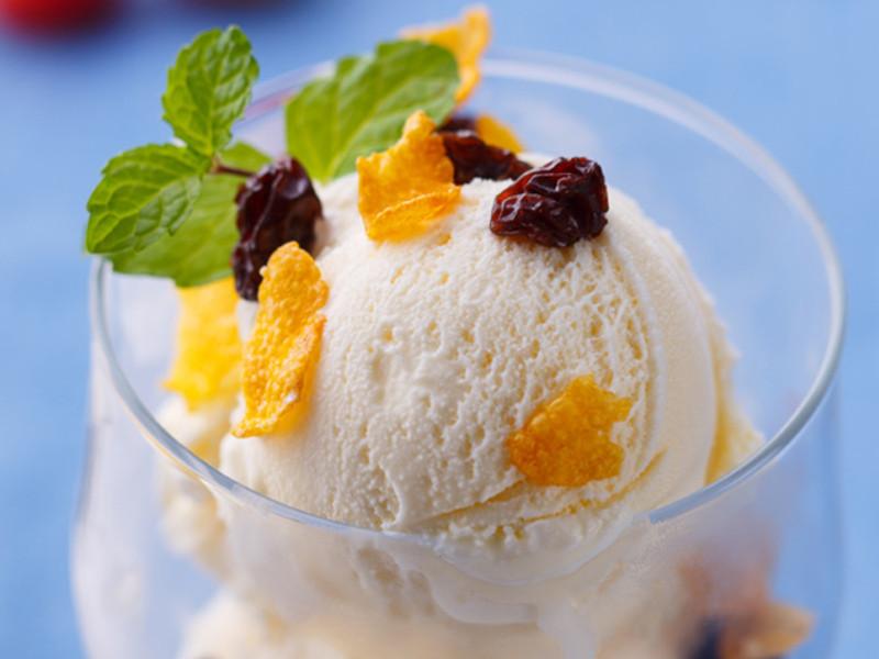 葡萄乾優酪乳冰淇淋DIY