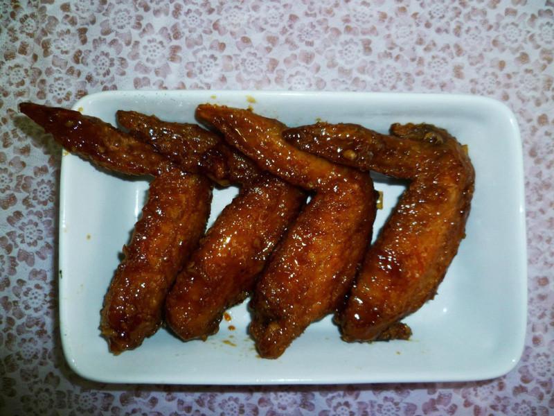 甜蜜蜜雞翅