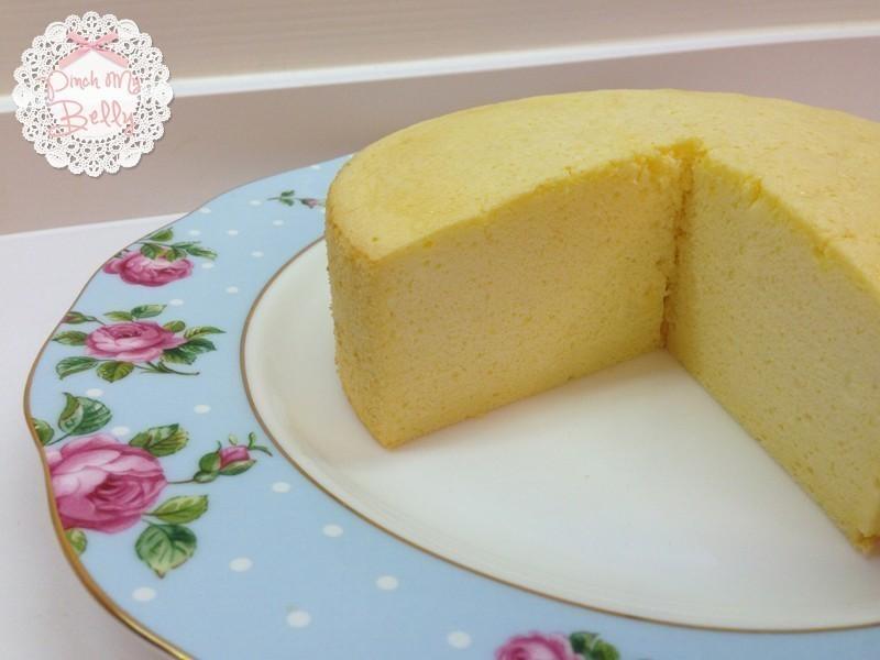 百香果天使蛋糕