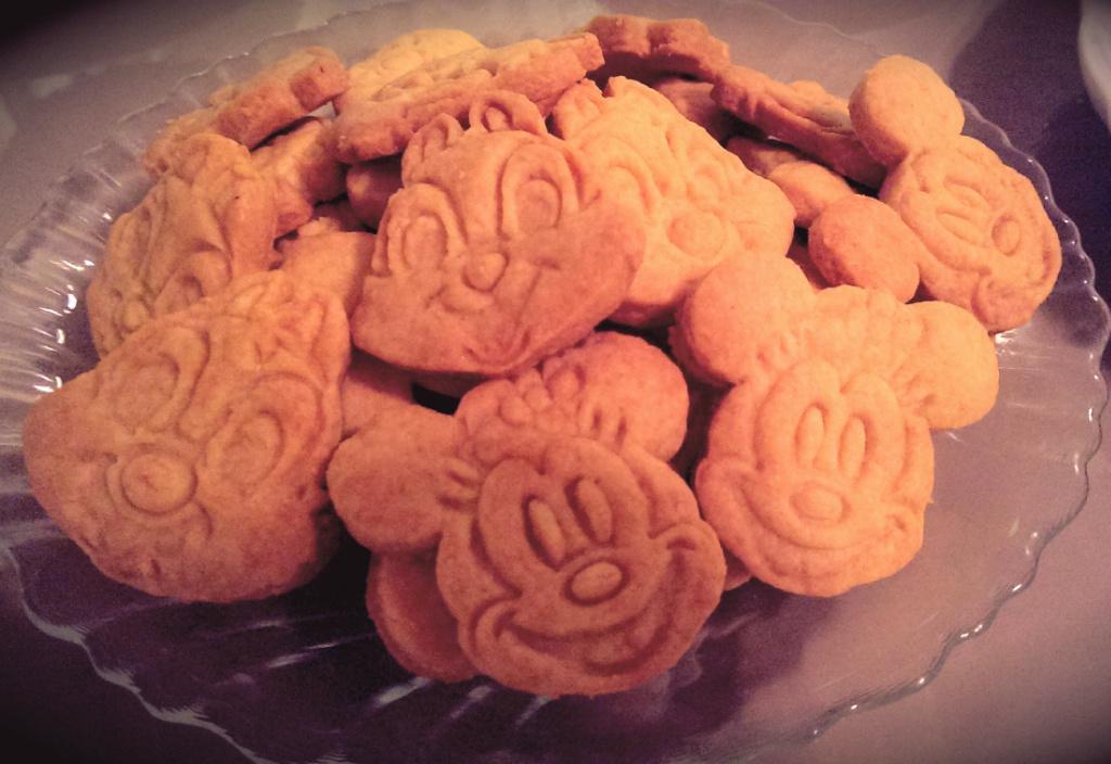 Patricia♥起司(芝士)餅乾-迪士尼PARTY