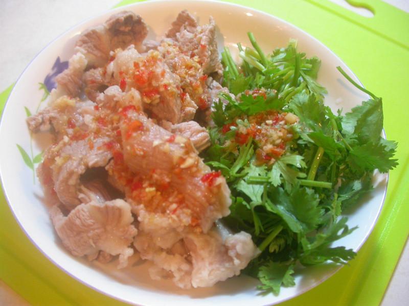 《eagle的廚房》泰式酸辣醬-涮肉片