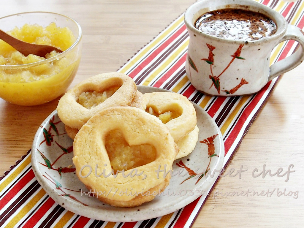 Olivia♥果醬小餅乾─九陽豆漿機