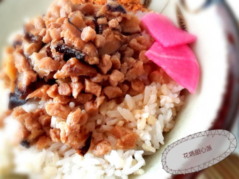 五香香菇素肉燥