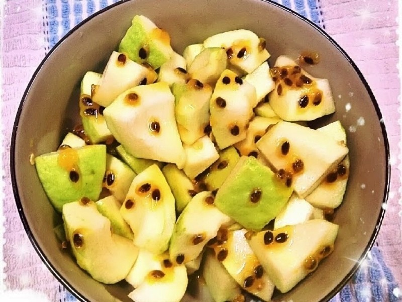 百香蜜芭樂&蜜蘋果
