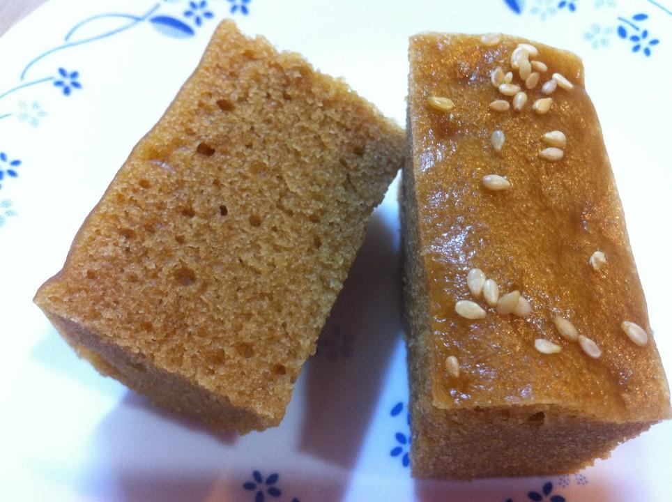 黑糖糕(酵母法)