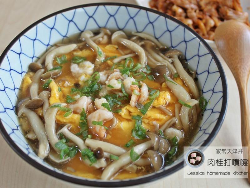 家常天津丼|10分鐘料理