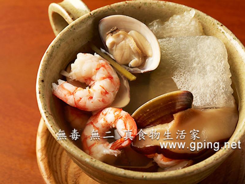 【無毒‧無二 真食物的生活家】海鮮冬瓜湯